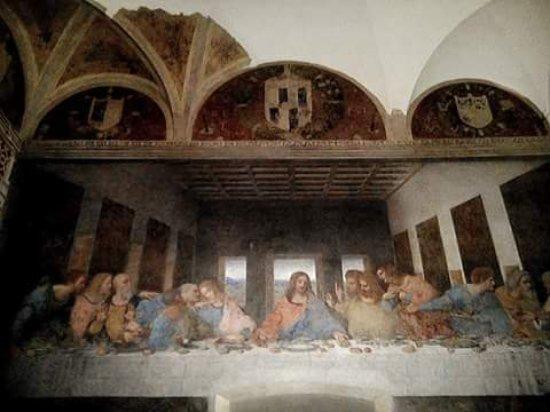Sala de la ltima cena foto di il cenacolo milano for Il cenacolo bagno di romagna