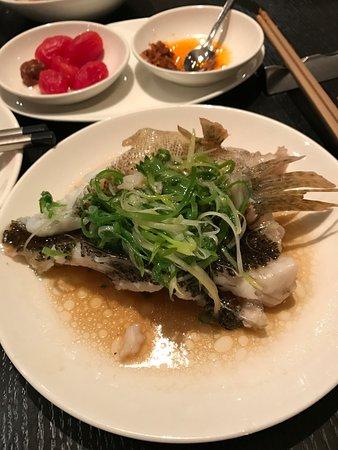 Le Meridien Taipei: 2階の中華料理