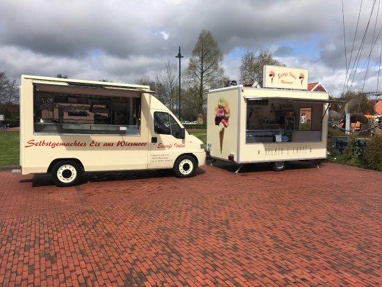 Wiesmoor, Allemagne : Eiscafe Italia