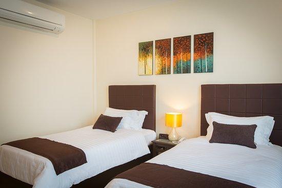 Cheap Laos Hotel Room