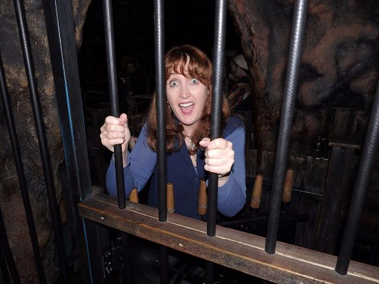Cowes, Australia: Let me out of here!
