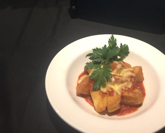 The Courtside Restaurant: Potato Gnocchi