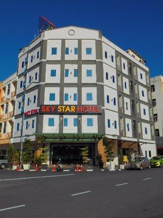 Sky Star Hotel klia klia2