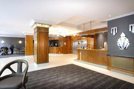 Tavistock Hotel: Reception