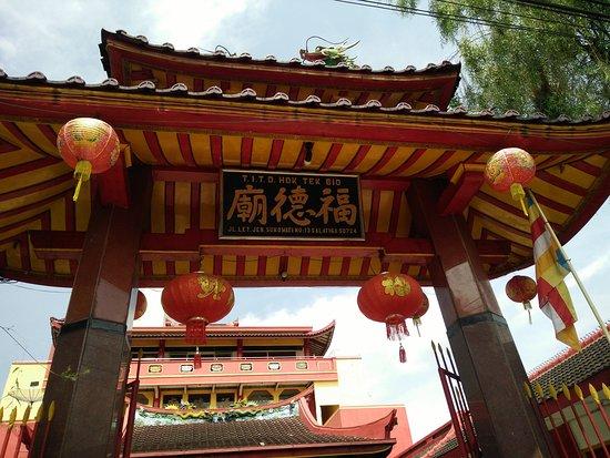 Hok Tiek Bio Temple