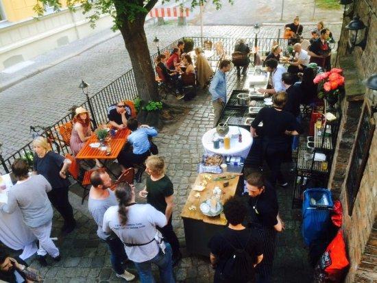 """Zur Letzten Instanz: """"Grill on"""" in 2016"""