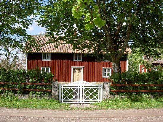 Kulturreservatet Vallby Sörgården