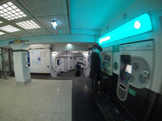 Luggage locker photo de gare du nord paris tripadvisor for Agence avis gare du nord