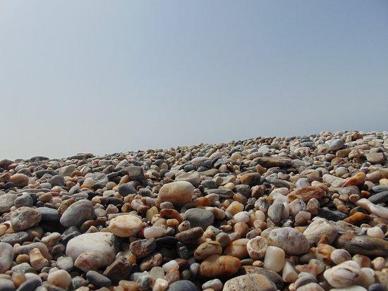 Playa de Calahonda: Recomiendo acudir con buen calzado y no chanclas