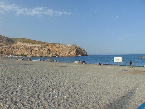 Playa de Calahonda: Vista de la playa