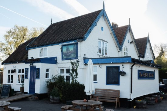The best pub on the Norfolk Broads