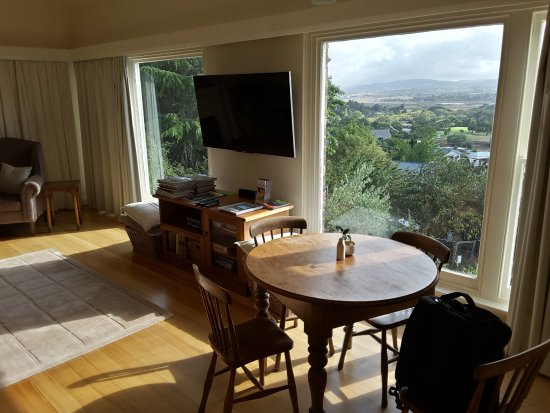 Forest Road Apartments: View from 92A