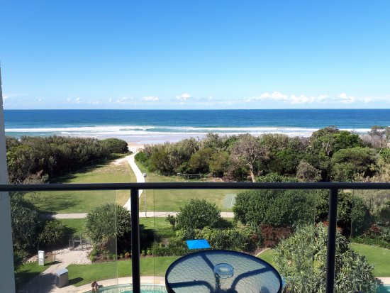 Marcoola, Australia: Hotel Room Ocean view - level 5