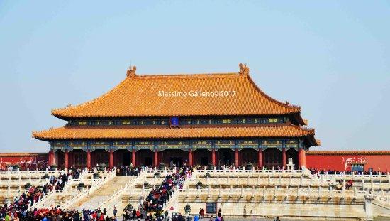 Hall of Great Harmony (Taihe Dian)