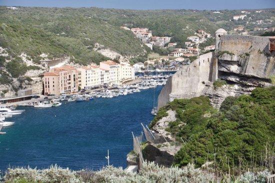 Pastricciola photo de corse du sud corse tripadvisor for Restaurant bonifacio port