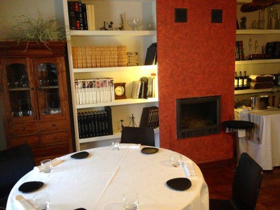La Puebla de Valverde, Espanha: Comedor
