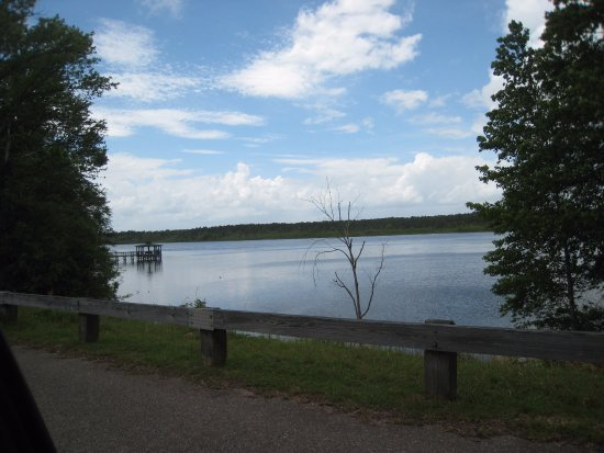 Hampton, Carolina del Sur: Freshwater lake