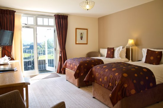 The Borrowdale Gates Hotel: Deluxe room