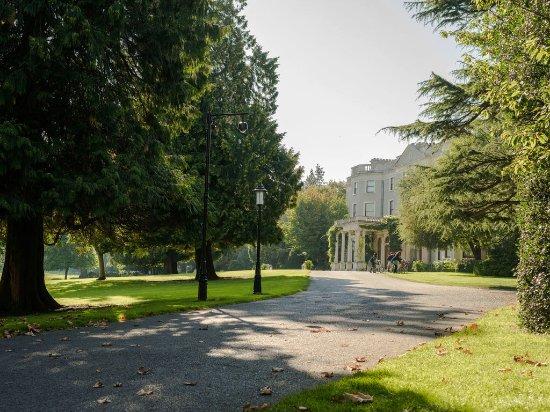 Farmleigh House and Estate : парк