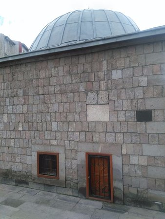 Seyh Erzurumi Turbesi