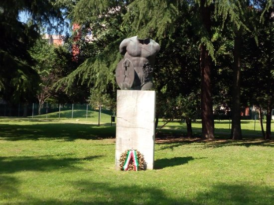 Monumento a Wladyslaw Anders