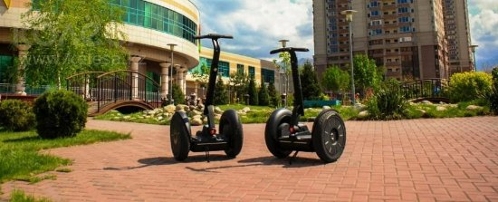 Segway Tours in Almaty