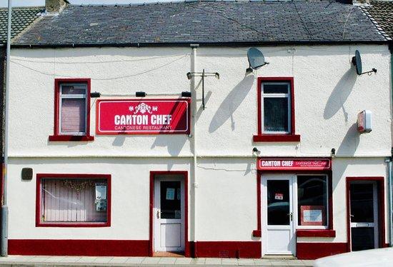Cleator, UK: Canton Chef