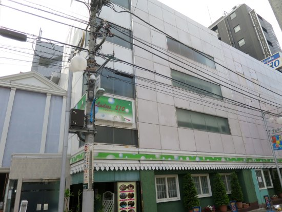 Capsule Hotel  Shinjuku 510 Bild