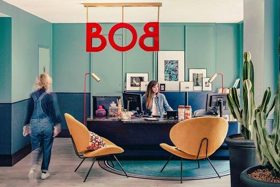 Bob Hotel  U0026 Coworking By Elegancia  Paris  France