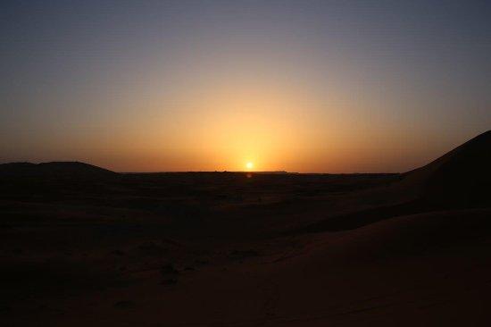 Kasbah Azalay Merzouga : dune