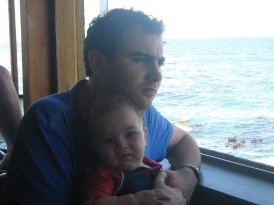 Kalk Bay, Sudáfrica: Family time