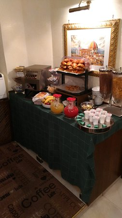 Hotel Santa Croce: Breakfast Room