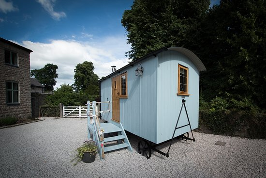 Denbigh, UK: Shepherd's Hut