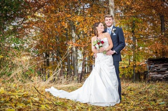 Denbigh, UK: Autumn Wedding