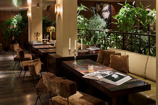 Bar Balcon Picture Of Alcazar Paris Tripadvisor