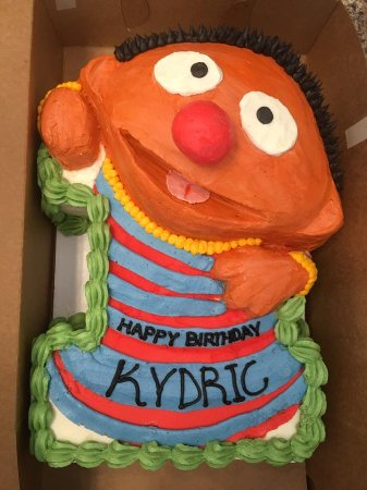 Hattiesburg, MS: Custom cake decoration!