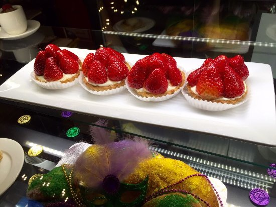 Hattiesburg, MS: Fruit tarts