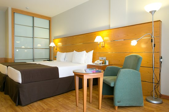 Cantur City Hotel: Double or Double Single Use