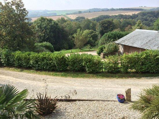 Duloe, UK: Countryside views
