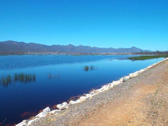 Moora Moora Reservoir