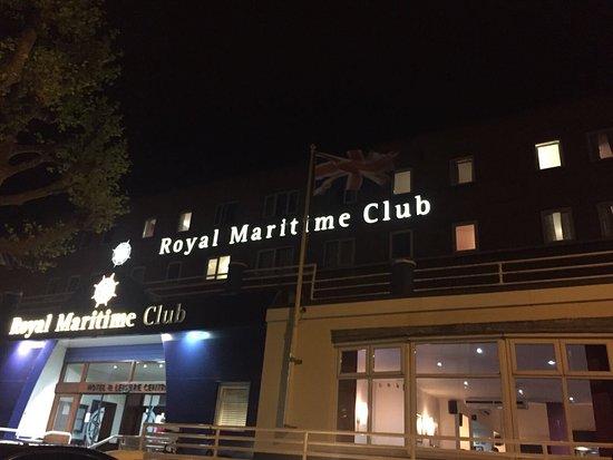 Maritime Club Hotel Portsmouth