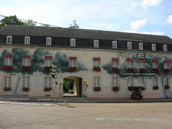Photo of Citotel Hotel d'Avallon Vauban