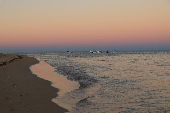 Thevenard Island, Australia: Sunset
