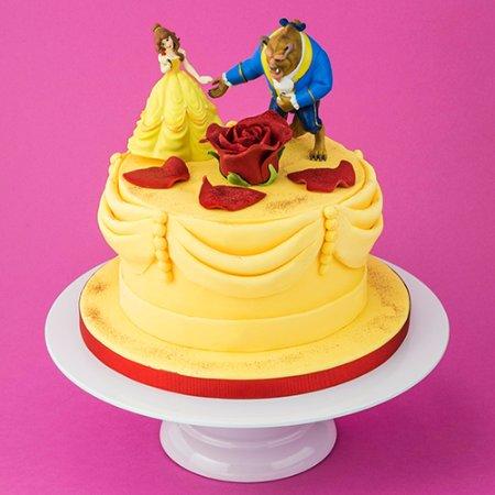 Birthday Cake In Canary Wharf
