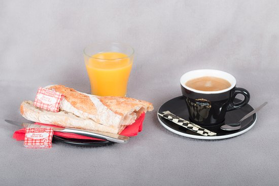 Saint Pierre des Corps, Francja: Nos formules petit déjeuner