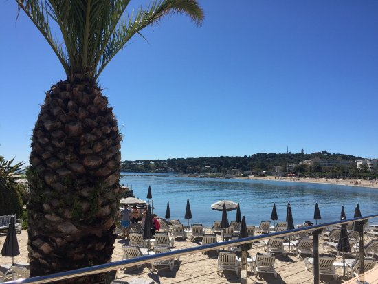 Royal Antibes Hotel, Residence, Beach & Spa: The Office......