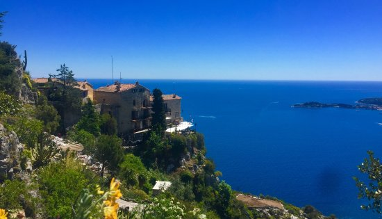 Royal Antibes Hotel, Residence, Beach & Spa: Eze...a good day trip....