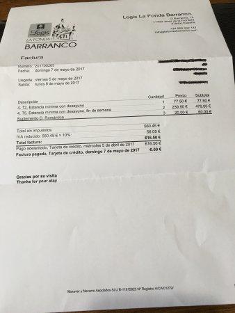 La Fonda Barranco: photo0.jpg