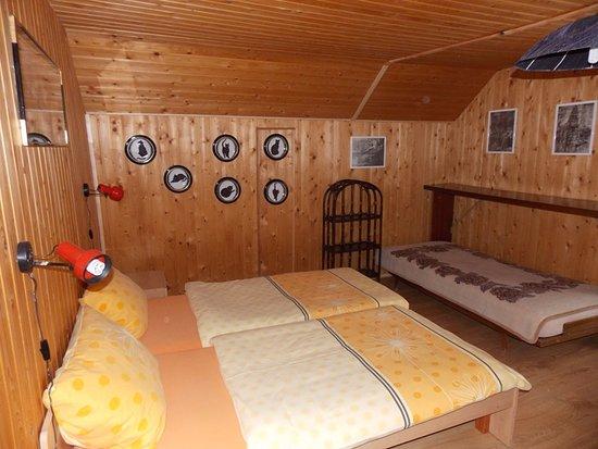 Ubytovani U Svycaru