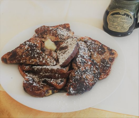 Brandon, VT: Morning French Toast
